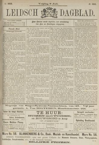 Leidsch Dagblad 1892-07-08