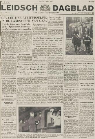 Leidsch Dagblad 1956-04-06