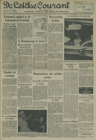 Leidse Courant 1961-05-10