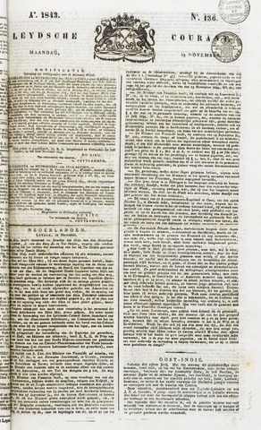 Leydse Courant 1843-11-13