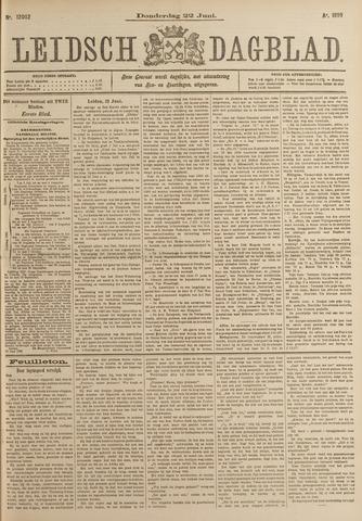 Leidsch Dagblad 1899-06-22