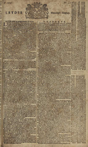Leydse Courant 1757-10-24