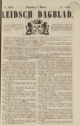 Leidsch Dagblad 1864-03-08