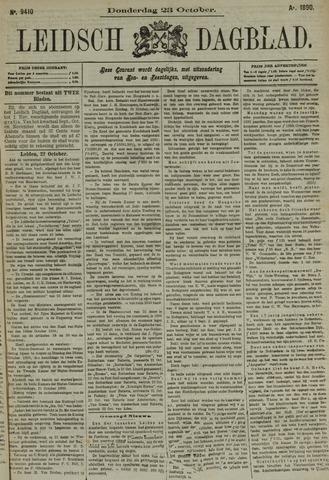 Leidsch Dagblad 1890-10-23