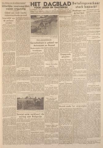 Dagblad voor Leiden en Omstreken 1944-09-06
