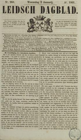 Leidsch Dagblad 1861-01-02