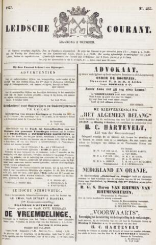 Leydse Courant 1877-10-08