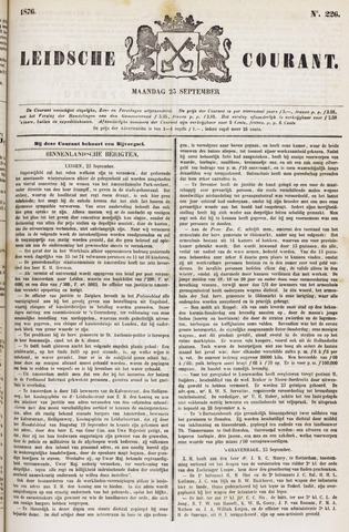 Leydse Courant 1876-09-25