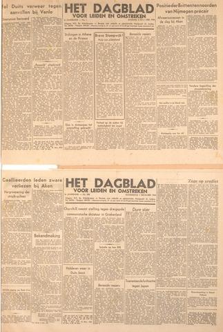 Dagblad voor Leiden en Omstreken 1944-12-07