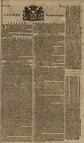 Leydse Courant 1779-02-26