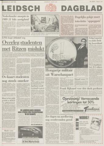 Leidsch Dagblad 1990-06-27