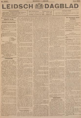 Leidsch Dagblad 1926-01-04