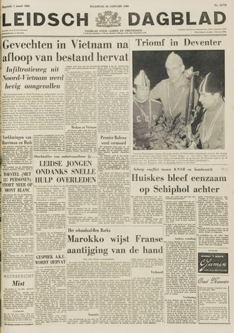 Leidsch Dagblad 1966-01-24