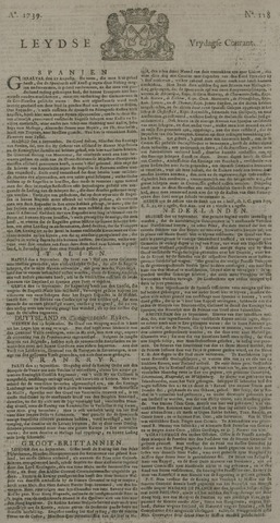 Leydse Courant 1739-10-02