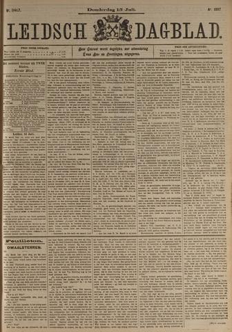 Leidsch Dagblad 1897-07-15