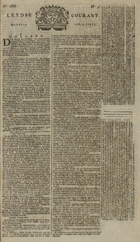 Leydse Courant 1807-04-20