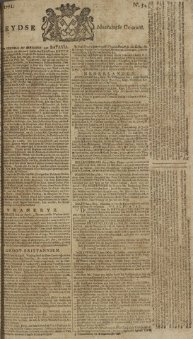 Leydse Courant 1771-05-06