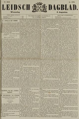 Leidsch Dagblad 1870-08-03