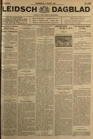 Leidsch Dagblad 1932-03-17