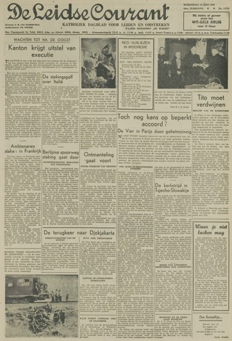 Leidse Courant 1949-06-15