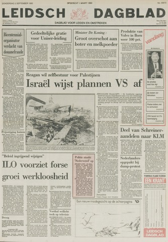 Leidsch Dagblad 1982-09-02