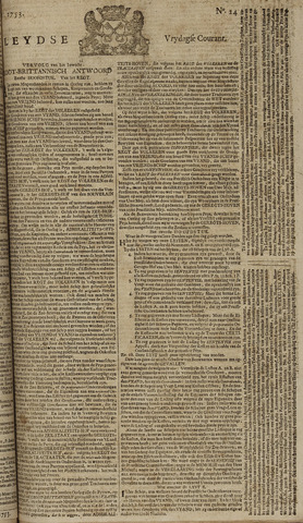 Leydse Courant 1753-02-23