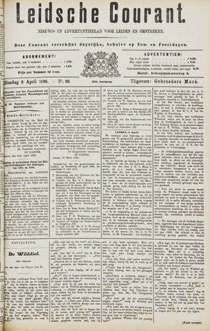 Leydse Courant 1890-04-08