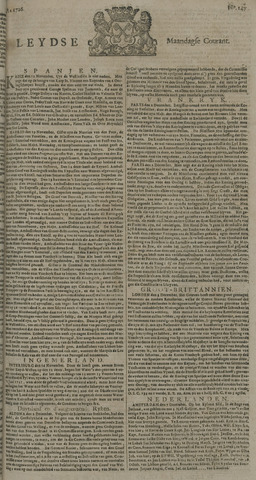 Leydse Courant 1726-12-09