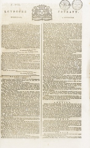 Leydse Courant 1841-08-04