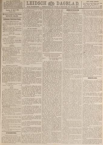 Leidsch Dagblad 1919-04-15
