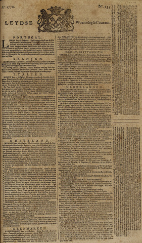 Leydse Courant 1778-11-11