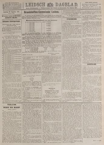 Leidsch Dagblad 1919-08-30