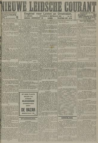 Nieuwe Leidsche Courant 1921-09-03