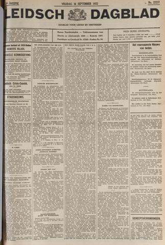 Leidsch Dagblad 1932-09-16