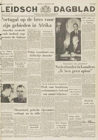 Leidsch Dagblad 1963-08-13