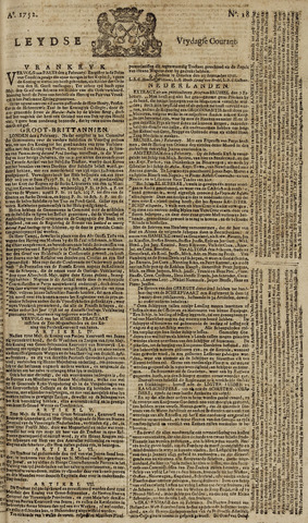 Leydse Courant 1752-02-11