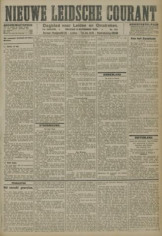 Nieuwe Leidsche Courant 1923-11-09