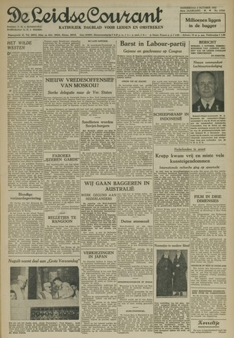 Leidse Courant 1952-10-02
