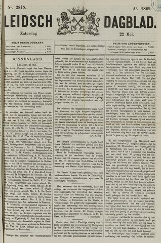 Leidsch Dagblad 1869-05-22