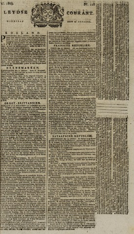 Leydse Courant 1803-10-26