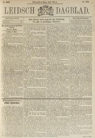 Leidsch Dagblad 1892-05-12