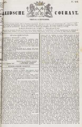 Leydse Courant 1871-09-08