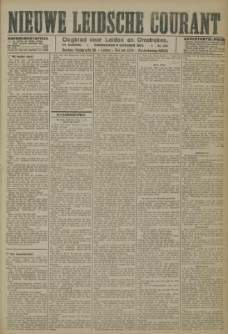 Nieuwe Leidsche Courant 1923-10-11