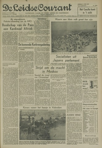 Leidse Courant 1960-06-07