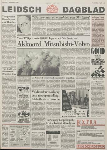 Leidsch Dagblad 1990-11-02