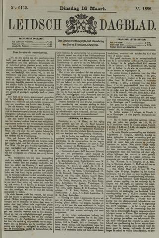 Leidsch Dagblad 1880-03-16