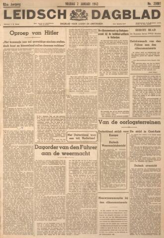 Leidsch Dagblad 1942