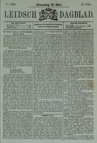 Leidsch Dagblad 1880-05-31