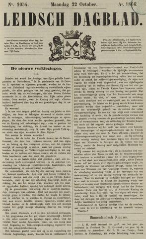 Leidsch Dagblad 1866-10-22
