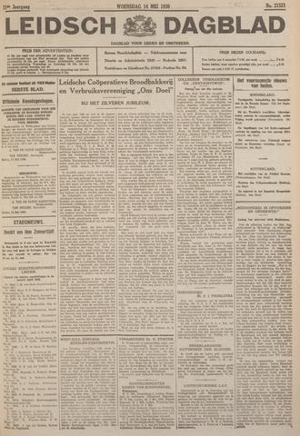Leidsch Dagblad 1930-05-14